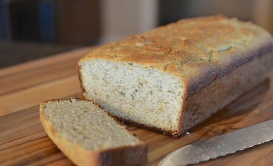 Easy Almond Flour Bread Recipe (Gluten-free)