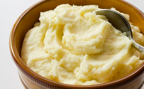 Imposter Mashed Potatoes